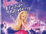 Barbie: A Fashion Fairytale/Merchandise