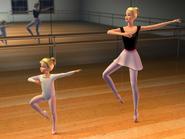 Barbie in the Nutcracker Official Still Kelly Barbie