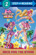 Video Game Hero Book Race for the Stars