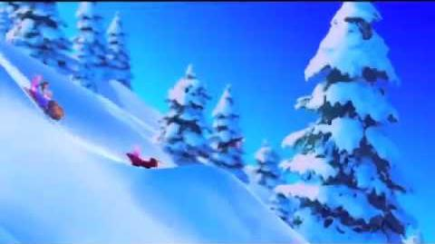 Barbie a perfect Christmas - Video clip