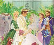 Barbie as The Island Princess Book Illustraition 10