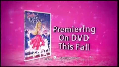 Barbie in A Fashion Fairy Tale Official Trailer HQ.VOB