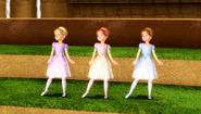 Ballerina Triplets