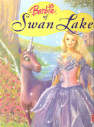 Barbie of Swan Lake Storybook