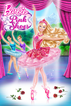 Barbie in The Pink Shoes Digital Copy