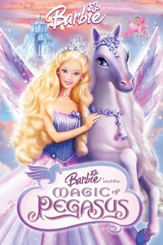 Barbie and the Magic of Pegasus Digital Copy