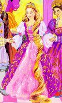 Barbie as Princess Rapunzel