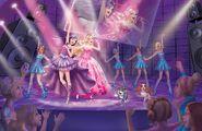 Book Illustration of Princess & Popstar 14