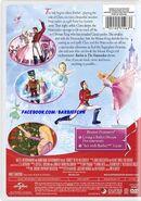 Nutcracker's New DVD Artwork