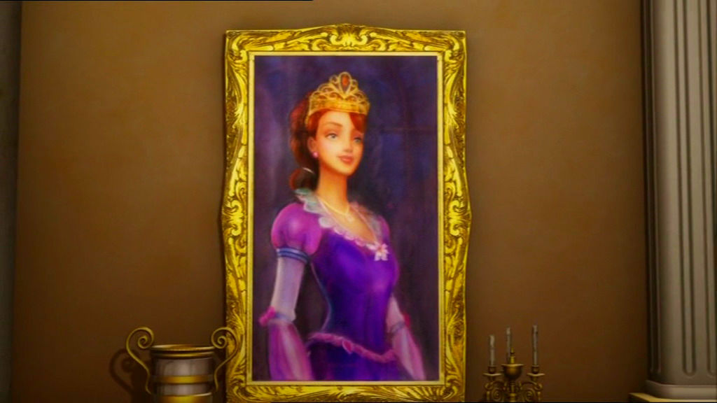 queen isabella the 12 dancing princesses barbie movies