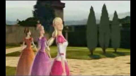 Barbie & the 12 dancing princess - Shine