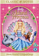 Barbie as The Island Princess Classic Cover