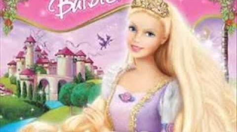 Barbie as Rapunzel Theme