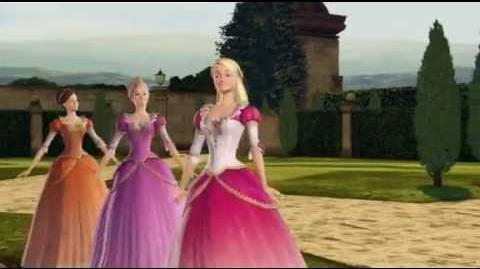 Barbie in the 12 Dancing Princesses - Derek's Tune
