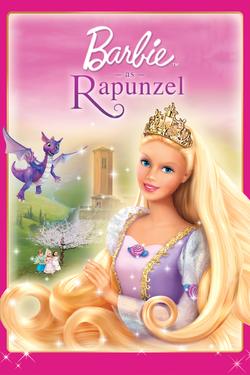 Barbie as Rapunzel Digital Copy