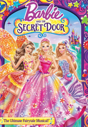 Barbie and The Secret Door Cover