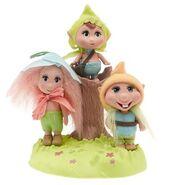 Barbie Fairytopia Trolls Dolls