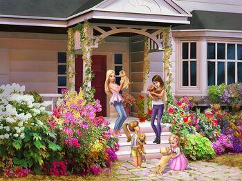 Barbie Great Puppy Adventure Official Stills 1