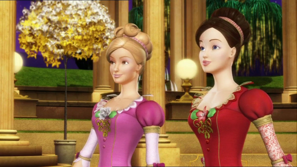 Barbie in the 12 dancing princesses movie review 2006 adventures in barbie collecting - Barbie and the 12 princesses ...