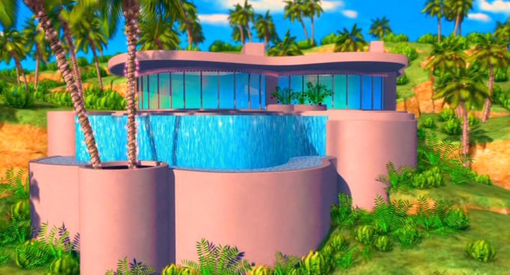 Attractive Beach House Barbie Part - 7: Barbieu0027s Beach House