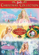 Barbie in the Nutcracker A Christmas Carol Swan Lake Collection