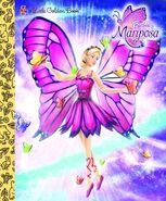 Barbie Mariposa and Her Butterfly Fairy Friends Little Golden Book