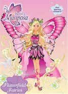 Barbie Mariposa and Her Butterfly Fairy Friends Flutterfield Fairies Book