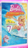 Barbie in A Mermaid Tale old cover