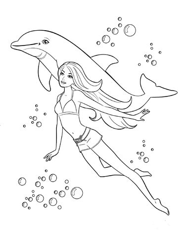 filefree free printable barbie coloring pages fresh