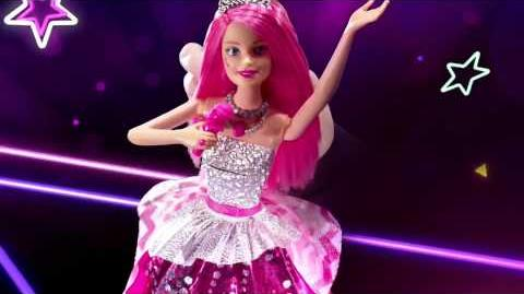 Barbie in Rock'n Royals Dolls Commercial