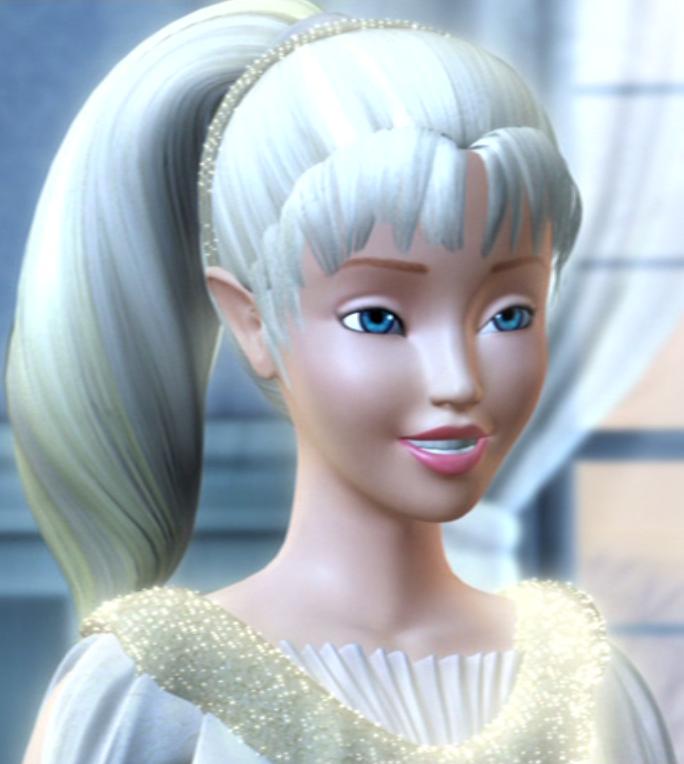 spirit of christmas past - Barbie Christmas Carol