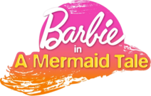 Barbie in A Mermaid Tale logo