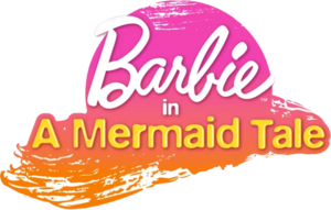 Barbie in A Mermaid Tale logo