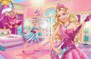 Book Illustration of Princess & Popstar 9