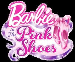 BarbieandthePinkShoesLogo