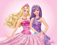 Princess Tori and Keira
