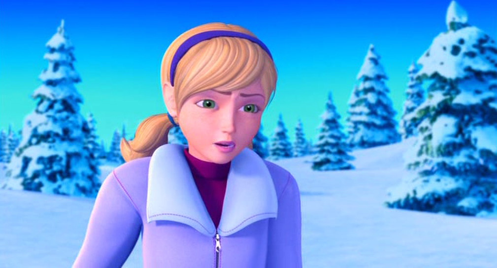Barbie And Ken: A Perfect Christmas - Game 2 Play Online