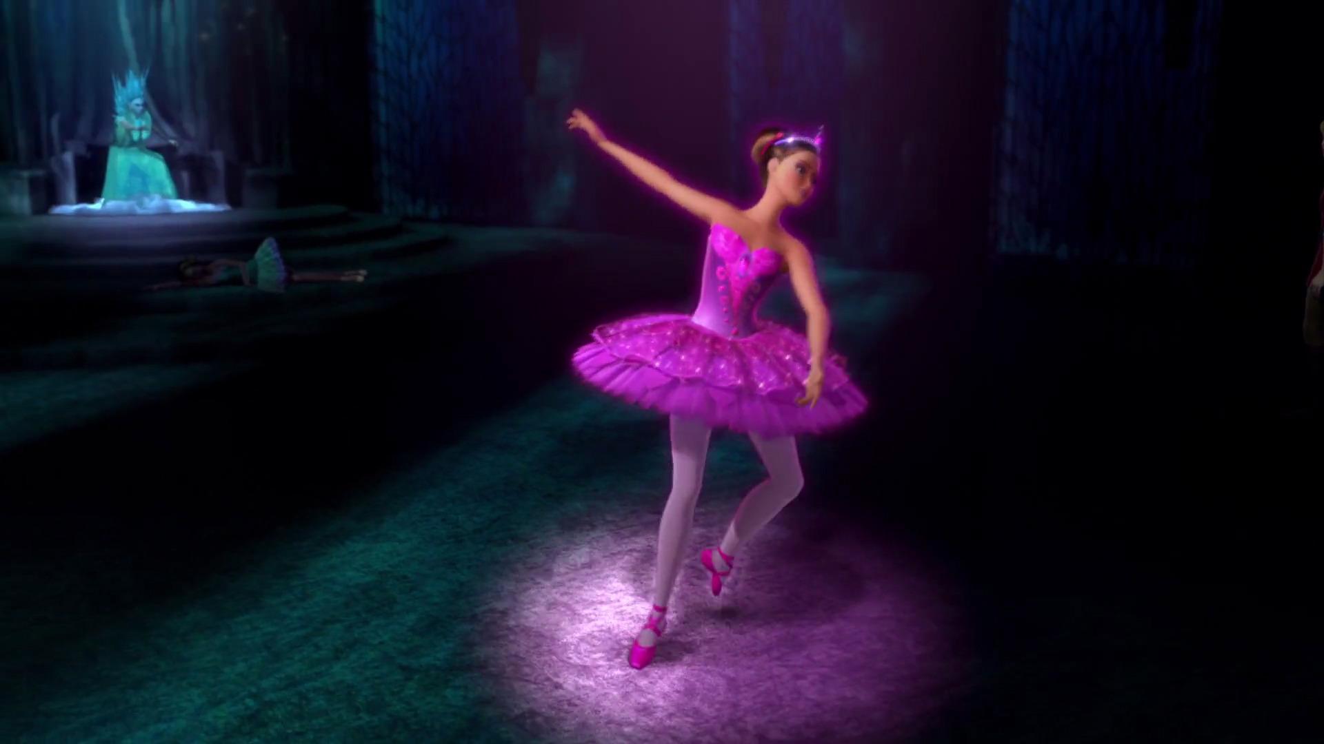 Путанах розовых барби в балерина