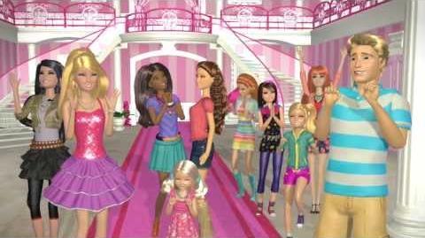Video Barbie Dreamhouse Party Launch Trailer Barbie Movies