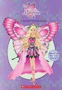 Barbie Mariposa and Her Butterfly Fairy Friends Junior Novelization