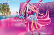 Book Illustration of Princess & Popstar 7