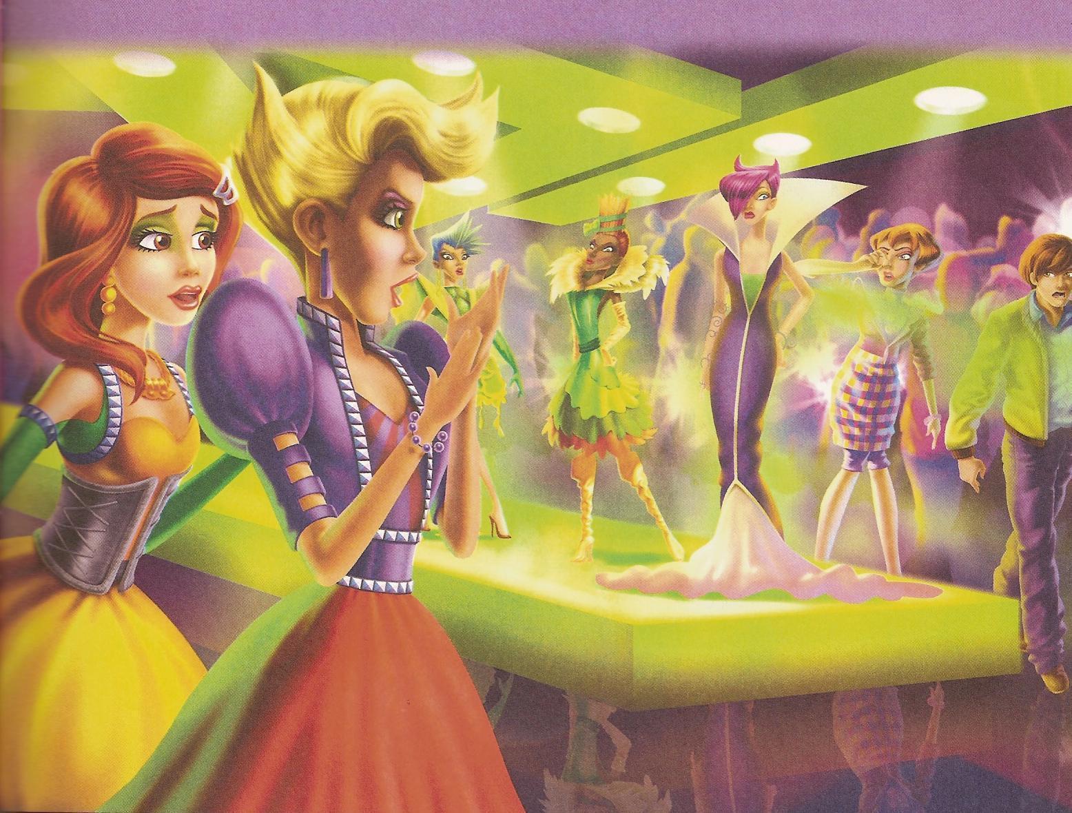 New barbie fashion fairytale games 51