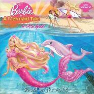 A storybook based on Barbie MT