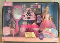 Barbie Fantasy Tales Nutcracker Vanity Gift Set