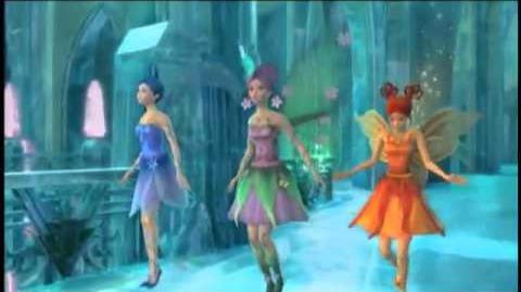 Barbie Fairytopia Magic of the Rainbow Trailer (2007)