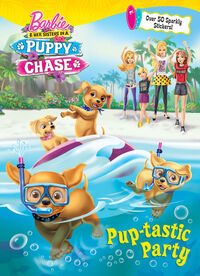 Puppy Chase Pup-tastic Party