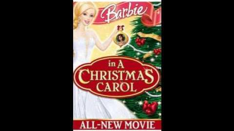 """Barbie in A Christmas Carol"" Soundtrack - Silent Night - Melissa Lyons"