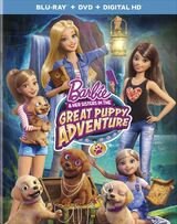 Barbie & Her Sisters in The Great Puppy Adventure/Merchandise