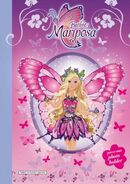 Barbie Mariposa and Her Butterfly Fairy Friends Photo Holder Book