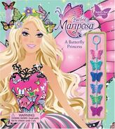 Barbie Mariposa and Her Butterfly Fairy Friends A Butterfly Princess Book